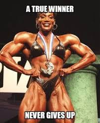 Muscle Woman Meme - the lenda murray legacy bodybuilder female bodybuilding and physique