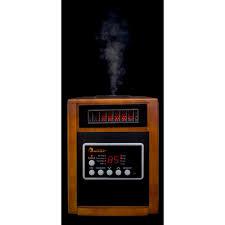 lifesmart life pro series 1500 watt 27 in deluxe infrared room