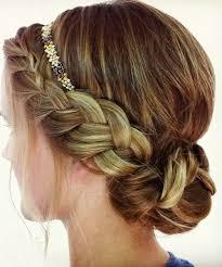 Hochsteckfrisurenen Unordentlich by 20 Pretty Braided Updo Hairstyles Geflochtene Hochsteckfrisur