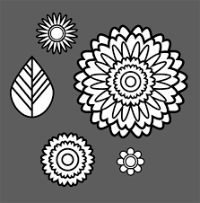 pattern drawing illustrator to create a stress relief coloring book page in adobe illustrator