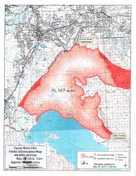 Alaska Wildfire Safety by Funny River Fire Update U0026 Map Ak Fire Info