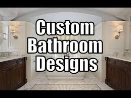 custom bathroom ideas 47 custom bathroom designs tile ideas