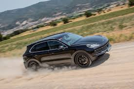 Porsche Cayenne Towing Capacity - exclusive 2018 porsche cayenne prototype review autocar