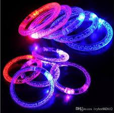 bracelet led images Christmas halloween led bracelet light up flashing glowing jpg