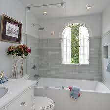 Small Bathroom Ideas With Tub Best 25 Tub Shower Combo Ideas On Pinterest Bathtub Regarding