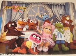 mikey u0027s muppet memorabilia museum muppet babies 1983 2003