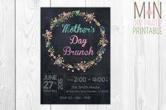 s day brunch invitations mothers day invitation mothers day brunch invitation day