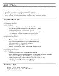 resume examples server unforgettable server resume examples to