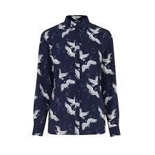 bird blouse bird print blouse warehouse