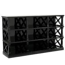 Tiered Bookshelf Redd X Tiered Black Turned Bookshelf