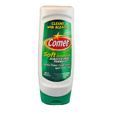 Comet Bathroom Cleaner by Shop Comet 24 Oz Stainless Steel Cleaner At Lowes Com