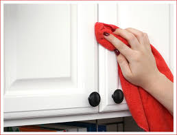 how to clean exterior kitchen cabinets how to clean kitchen cabinets in 10 steps with pictures