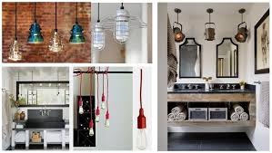 Industrial Style Bathroom Adorable 90 Bathroom Light Industrial Decorating Inspiration Of