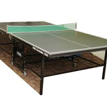 Tiga Ping Pong Table by Stiga Privat Roller Folding Ping Pong Table Ebth