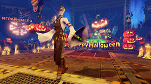 street fighter 5 adds halloween inspired dlc costumes tomorrow