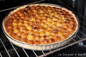 cuisiner les mirabelles recette tarte aux mirabelles la cuisine familiale un plat une