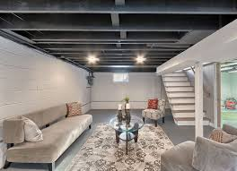 neat design basement paint color for with no windows painting best