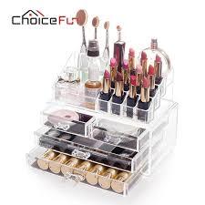 Bathroom Makeup Storage by Aliexpress Com Buy Choicefun Bathroom Makeup Organizer Storage
