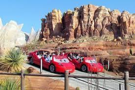 Disney Cars Armchair Inside Disney U0027s New Cars Land