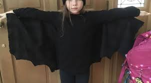 bat costume how to make a simple bat costume right from the start