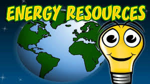 different sources of energy using energy responsibly educational