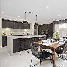 display home interiors don t be scared to mix and match different wood timber tones in a