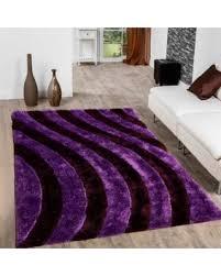 3d Area Rugs Tis The Season For Savings On Allstar Purple Shaggy Area Rug With