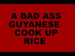Big Booty Guyanese - guyanarudeboi bad ass cook up guyanese style youtube