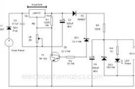 solar inverter battery charger circuit diagram wiring diagram