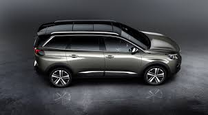 peugeot suv 2016 peugeot debuts all new 5008 as a 7 seater suv