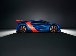 renault alpine concept interior alpine celebration concept unveiled at le mans previews