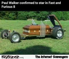 Fast And The Furious Meme - paul walker confirmed in fast and furious 8 funny meme pmslweb