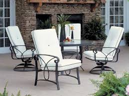 Cast Aluminum Patio Tables Cast Aluminum Patio Furniture Patioliving