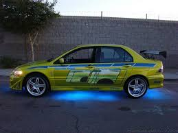 fast and furious evo ebay paul walker s mitsubishi evo from 2 fast 2 furious 8 no car