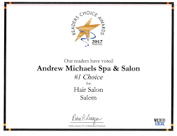 about andrew michaels salon and spa