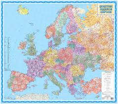 Europe Language Map by Mapsherpa Kartographia