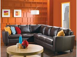 palliser leeds contemporary 2 piece sectional with raf sofa