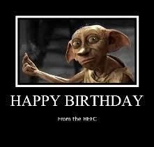 Harry Potter Birthday Meme - happy birthday touz snitchseeker com