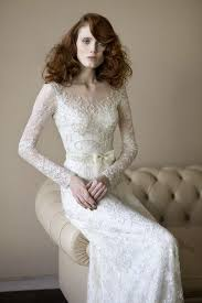 sheer sleeve wedding dresses 21 ridiculously stunning sleeved wedding dresses