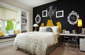 black walls in bedroom highlight memories with wall picture frames for bedroom decoration