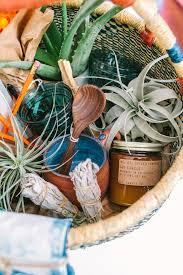 housewarming basket with summer camp u2022