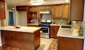 buy pecan ready to assemble kitchen cabinets at lowest price