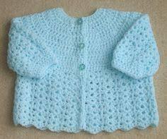 crochet baby sweater pattern free crochet baby sweater patterns crochet matinee jacket