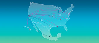 Hawaiian Airlines Route Map by Alaska And Virgin America Add 13 New Routes From Bay Area