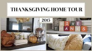 thanksgiving home tour 2015