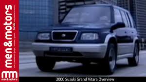 2000 suzuki grand vitara overview youtube