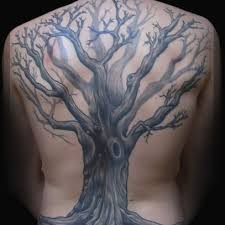 tree tattoos inked magazine