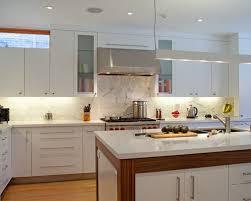 Marble Kitchen Backsplash Houzz - Marble kitchen backsplash