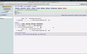 tutorial php web how to connect to a mysql database with php drupal video tutorial