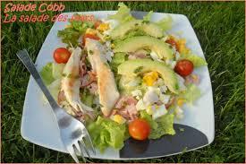 recette de cuisine legere pour regime la salade des la cobb ou miami je souhaite il fera et